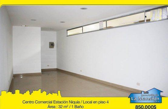 Centro Comercial Estación Niquía